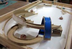 DIY Pinball Machine - Ramps