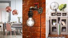 11 ideias criativas de luminárias para quem quer uma casa moderna