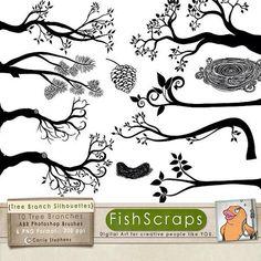 Branch designs