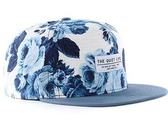 "THE QUIET LIFE ""Floral"" Snapback Cap looks like something tyler o wore"