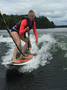 Second year in a row wake surfing! Life Lessons, The Row, Highlights, Surfing, Sports, Hs Sports, Life Lesson Quotes, Luminizer, Surf