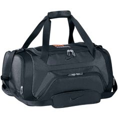 70e477b3b 2015 Nike Departure II Duffle Holdall Gym Bag: The Nike Departure II Golf  Duffel Bag is equipped with a variety of specialized pockets to keep  clothes, ...