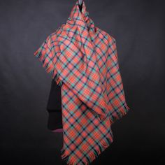 Woven on Scotland from fine weight wool - Available from ScotClans