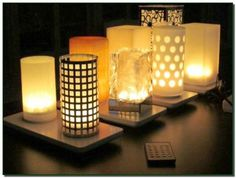 Restaurant Table Lamps Battery Operated Uk   Google Search