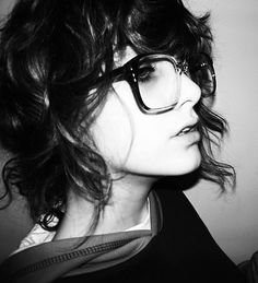Supersized specs. #glasses #optical