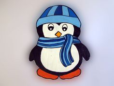 Imãs de geladeira - Pinguins 63 / Magnets