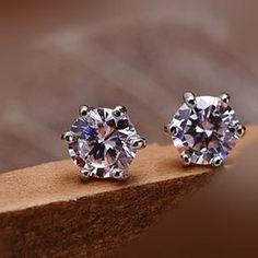 I love big earrings!