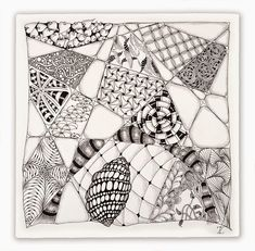 Zentangle: Opus Contributions
