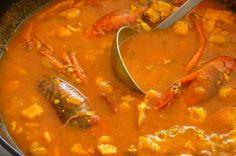Aprende a preparar Arroz caldoso con bogavante con esta rica y fácil receta. Que no te asusten la cantidad de pasos de esta receta, el arroz caldoso con bogavante es un exquisito plato...