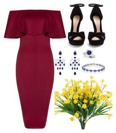 """""""Sexy"""" by pitaa29 on Polyvore featuring Alexander McQueen, Effy Jewelry and Allurez"""