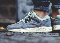 Karhu Fusion 2.0 - Wet Weather/Swamp - 2016 (by Mirko Stu) Available Oct 13: Overkill / Afew / Slam Jam Socialism / Allike