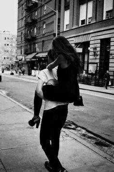 Egal wo du hingehst, die Liebe wird dir immer folgen