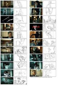 Art reference perspective - art reference p. Storyboard Film, Storyboard Examples, Storyboard Drawing, Animation Storyboard, Storyboard Artist, Drawing Tips, Comic Tutorial, Cinematic Photography, Disney Concept Art