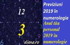 Ce te așteaptă în anul 2019, potrivit numerologiei? Numerologia, un sistem bazat pe cifrele, numerele zilei tale de naștere și ale fiecărui ... Life Path Number, Feng Shui, Religion, Vise, Blog, Mai, Skinny, Astrology, Blogging