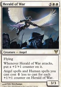 Herald of War, Magic, Avacyn Restored