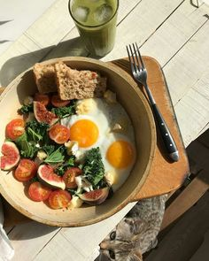 Tofu used instead of eggs. it was absolutely delicious. seasoned the vegetables with … - Comida Saudavel Food Goals, Aesthetic Food, Fitness Aesthetic, Summer Aesthetic, Food Cravings, I Love Food, Food Inspiration, Food Photography, Fitness Photography
