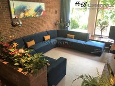 Elementen bank op maat - HB Lifestyle Collection Lifestyle, Couch, Furniture, Collection, Home Decor, School, Model, Settee, Decoration Home