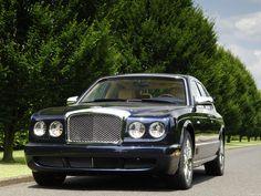 Bentley azure train race 2005