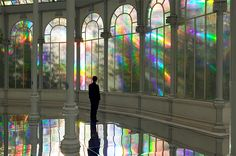 Crystal Palace Reflect Stunning Spectrum of Colors | Wave Avenue