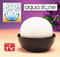 Works good in small spaces... Aqua Stone™ @ Harriet Carter (13$ @ Family Dollar)