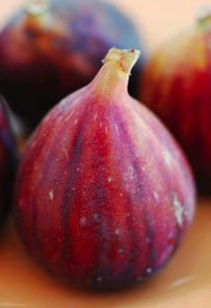 Thank Yous and...Baked Figs