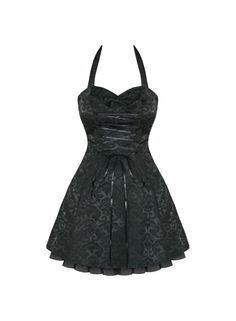 Brocade Mini [Black] | DRESS