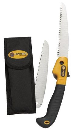 Hunters Specialties Folding Saw with Pouch *** Read more reviews of the product by visiting the link on the image.Note:It is affiliate link to Amazon.