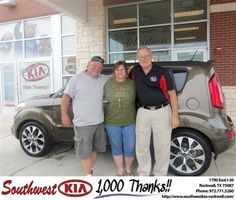"https://flic.kr/p/toK4eB | #HappyAnniversary to Floyd Armstrong on your 2013 #Kia #Soul from Donald Weintraub at Southwest KIA Rockwall! | <a href=""http://www.southwestkia-rockwall.com/?utm_source=Flickr&utm_medium=DMaxx&utm_campaign=DeliveryMaxx"" rel=""nofollow"">www.southwestkia-rockwall.com/?utm_source=Flickr&utm_...</a>"