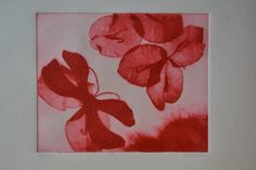 Yo, mariposa. Grabado. 11,7x14,7 cm. Sara Salguero, 2014