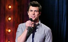 'SNL': Get to know upcoming Weekend Update host Colin Jost | EW.com
