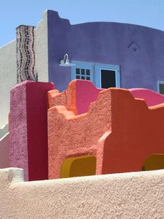 Love the painted desert colors of the American Southwest... ~~ Houston Foodlovers Book Club