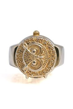 Be A Hoot Watch Ring