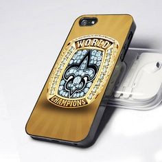 New Orleans Rings Iphone 5 Case