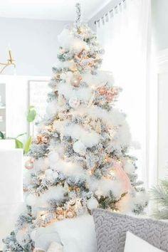 Christmas Tree Ideas White