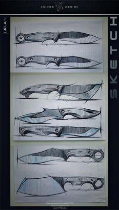 knife making essential tools Diy Knife, Knife Art, Cool Knives, Knives And Swords, Messer Diy, Knife Drawing, Knife Template, Knife Making Tools, Trench Knife