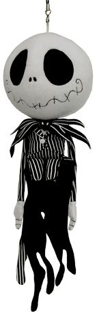 Fesselnd Nightmare Before Christmas Lil Body Jack Plush