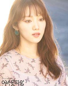 Lee Sung Kyung - 이성경 - 李聖經 Lee Sung Kyung, Weightlifting Fairy Kim Bok Joo, Joo Hyuk, Drama Queens, Korean Actresses, Actor Model, Ulzzang Girl, Most Beautiful Women, Kdrama