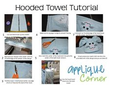 Applique Corner: applique & embroidery designs