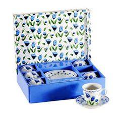 Conjunto de Xícaras para Café Hazi 80010060051 ...