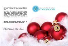 Feliz Navidad 2.014 y prospero año 2.015