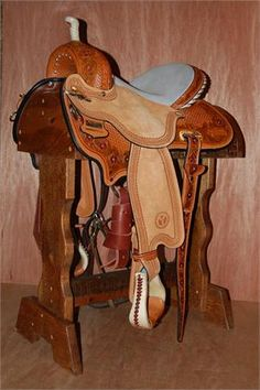 DHS Team Roping Saddle for Sale - For more information ...