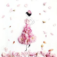 Blossom Dress Floral