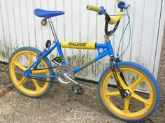 Raleigh Mag Burner - never had one - lusted after it