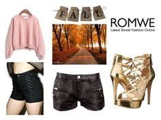 """""""Romwe"""" by rizzlaan-iop ❤ liked on Polyvore featuring GUESS, IRO and Tripp"""