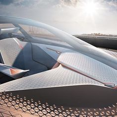 Something we liked from Instagram! BMW celebrates 100 years with 4D printed VISION NEXT 100 concept car - What will we be driving in the year 2116? According to BMW 4D printed self-driving cars with augmented reality windshields and shape-shifting fenders might be the answer. To celebrate its centennial anniversary the German car giant today unveiled the VISION NEXT 100 the first in a series of highly conceptual car designs that invite us into BMWs vision for the next 100 years of driving…