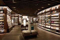 TSUTAYA BOOKS was established 32 years ago, as a bookstore of 105.78㎡(32 tsubo).