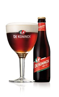 De Koninck Beer from Antwerp,Belgium