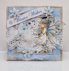 Just Ducky: Winter Wishes....