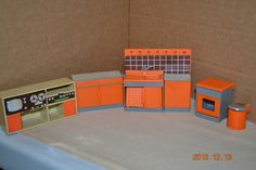 "1/12"" dollhouse miniatures"