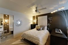 "Now this is a bedroom for any teen girl! Read about it in the 2012 ""Spring"" issue of Su Casa Magazine."
